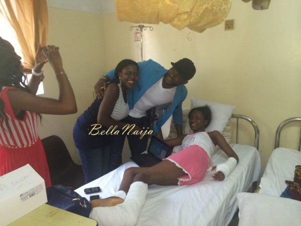 Iyanya visits Nyanya Hospitalised Victims - April 2014 - BellaNaija - 035