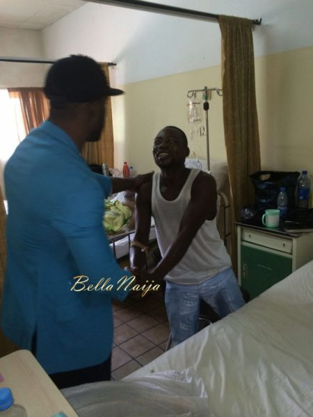Iyanya visits Nyanya Hospitalised Victims - April 2014 - BellaNaija - 037