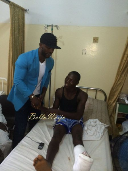 Iyanya visits Nyanya Hospitalised Victims - April 2014 - BellaNaija - 039