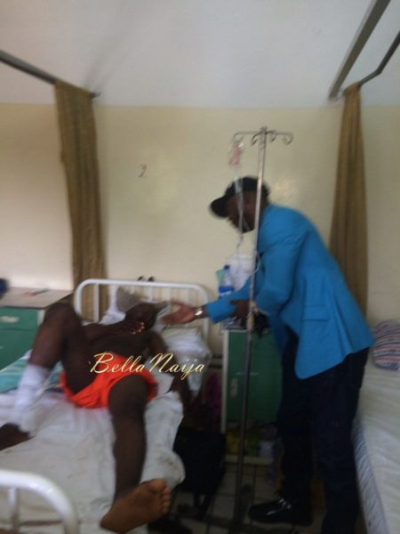 Iyanya visits Nyanya Hospitalised Victims - April 2014 - BellaNaija - 041