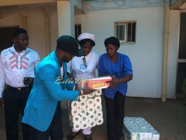 Iyanya visits Nyanya Hospitalised Victims - April 2014 - BellaNaija - 044