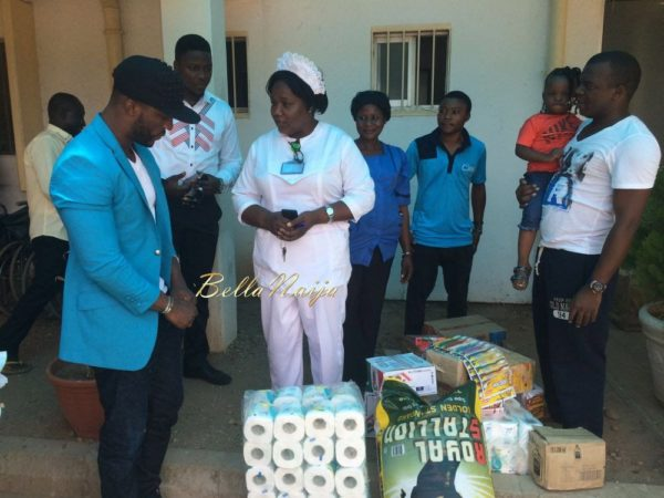 Iyanya visits Nyanya Hospitalised Victims - April 2014 - BellaNaija - 045