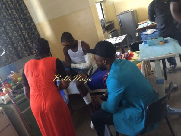 Iyanya visits Nyanya Hospitalised Victims - April 2014 - BellaNaija - 048