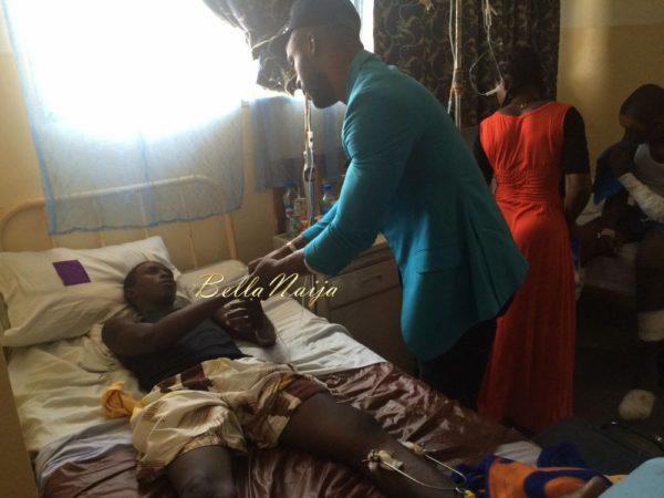 Iyanya visits Nyanya Hospitalised Victims - April 2014 - BellaNaija - 049