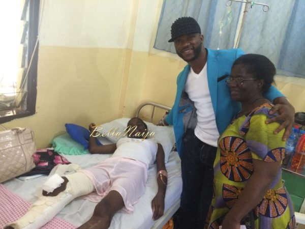 Iyanya visits Nyanya Hospitalised Victims - April 2014 - BellaNaija - 055