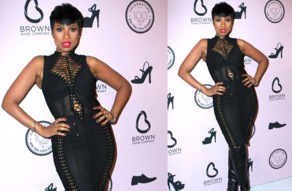 Jennifer Hudson at Brown Shoe Company 100 Year Celebration - BellaNaija - April 2014003.jpe