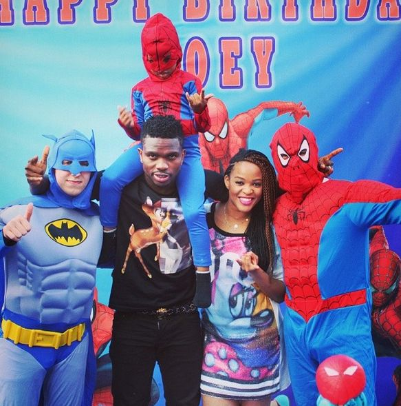 Joey Yobo's 4th Birthday Party - April 2014 - BellaNaija.com 05