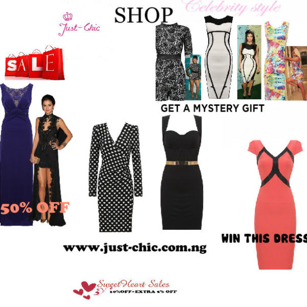 Just Chic - BN Bargains - April 2014 - BellaNaija
