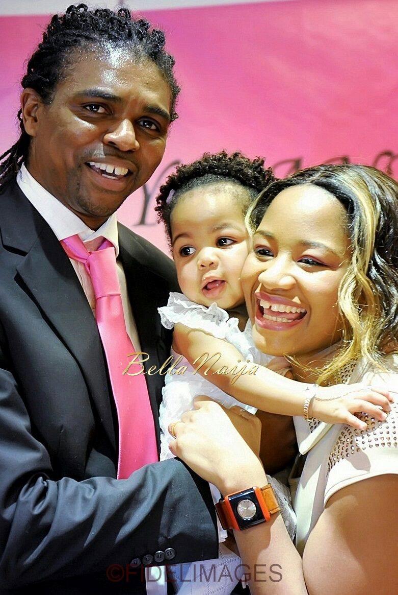 checkout these gorgeous photos of kanu nwankwoamphis family