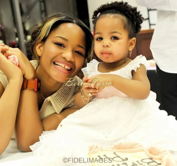 Kanu Nwankwo's Daughter's Christening - April 2014 - BellaNaija - 023