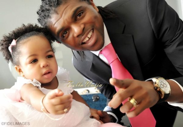 Kanu Nwankwo's Daughter's Christening - April 2014 - BellaNaija - 028