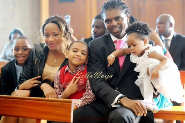 Kanu Nwankwo's Daughter's Christening - April 2014 - BellaNaija - 033
