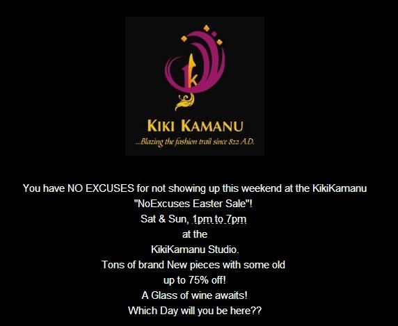 Kiki Kamanu - April 2014 - BellaNaija 01