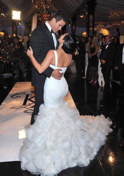 Kim's 2nd Wedding - April 2014 - BellaNaija.com 04