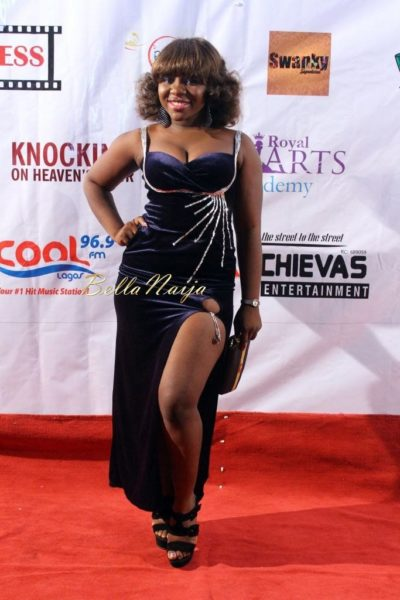 Knocking on Heaven's Doors Premiere  - April 2014 - BellaNaija - 024