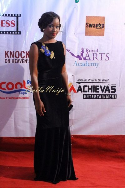 Knocking on Heaven's Doors Premiere  - April 2014 - BellaNaija - 027