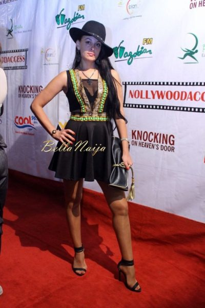 Knocking on Heaven's Doors Premiere  - April 2014 - BellaNaija - 032