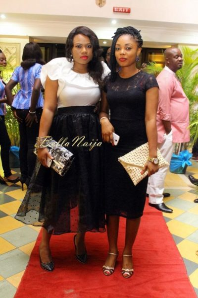 Knocking on Heaven's Doors Premiere  - April 2014 - BellaNaija - 046