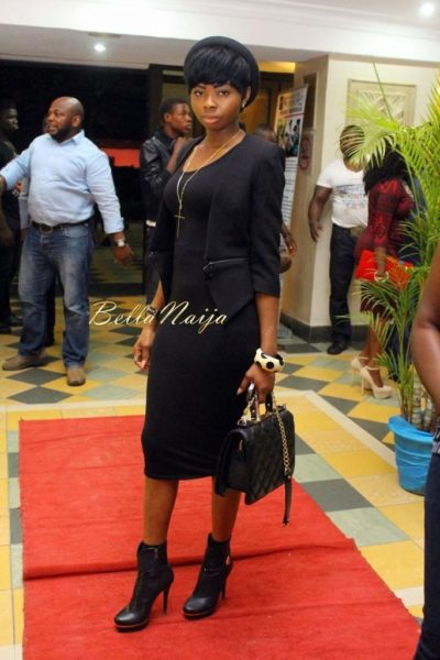 Knocking on Heaven's Doors Premiere  - April 2014 - BellaNaija - 050
