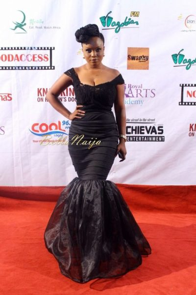 Knocking on Heaven's Doors Premiere  - April 2014 - BellaNaija - 062