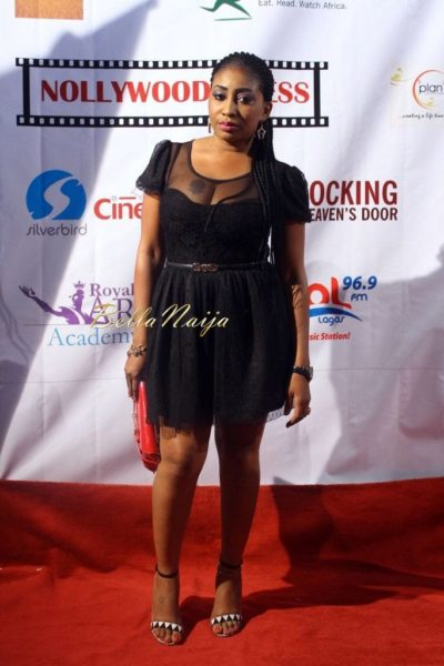 Knocking on Heaven's Doors Premiere  - April 2014 - BellaNaija - 064