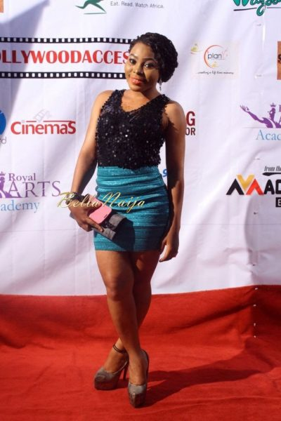 Knocking on Heaven's Doors Premiere  - April 2014 - BellaNaija - 065