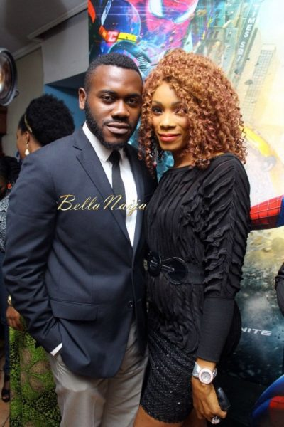 Knocking on Heaven's Doors Premiere  - April 2014 - BellaNaija - 071