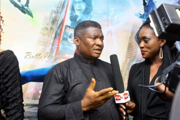 Knocking on Heaven's Doors Premiere  - April 2014 - BellaNaija - 072