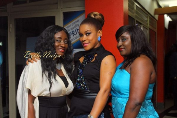 Knocking on Heaven's Doors Premiere  - April 2014 - BellaNaija - 073