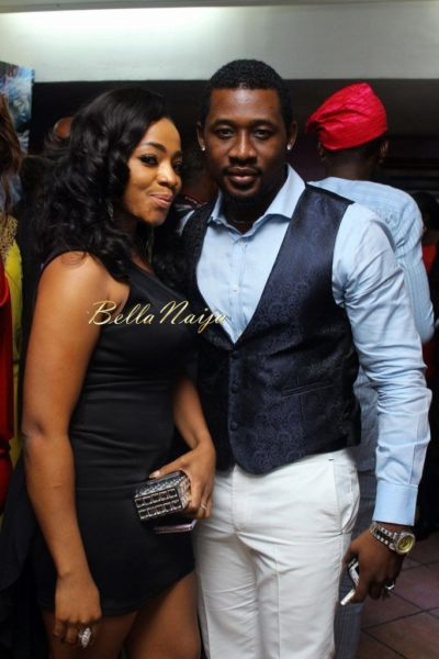 Knocking on Heaven's Doors Premiere  - April 2014 - BellaNaija - 076