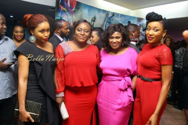 Knocking on Heaven's Doors Premiere  - April 2014 - BellaNaija - 077