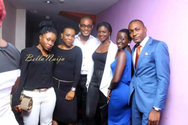 Knocking on Heaven's Doors Premiere  - April 2014 - BellaNaija - 080