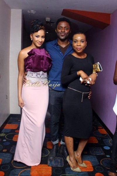 Knocking on Heaven's Doors Premiere  - April 2014 - BellaNaija - 082