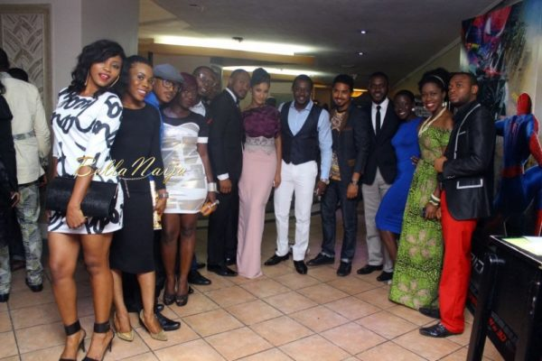 Knocking on Heaven's Doors Premiere  - April 2014 - BellaNaija - 087