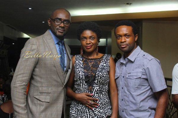 Knocking on Heaven's Doors Premiere  - April 2014 - BellaNaija - 088