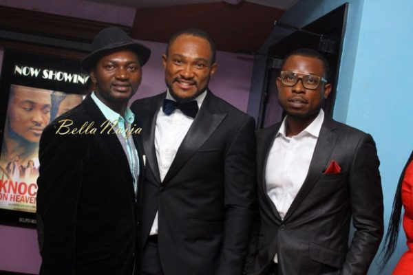 Knocking on Heaven's Doors Premiere  - April 2014 - BellaNaija - 096