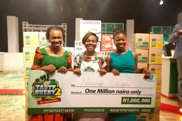 Knorr Taste Quest Season 2 Finale - BellaNaija - April2014029