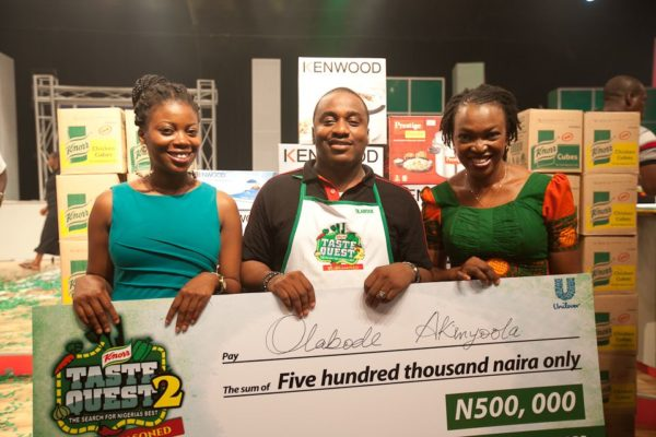 Knorr Taste Quest Season 2 Finale - BellaNaija - April2014030