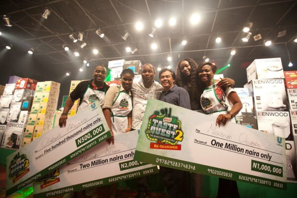 Knorr Taste Quest Season 2 Finale - BellaNaija - April2014032