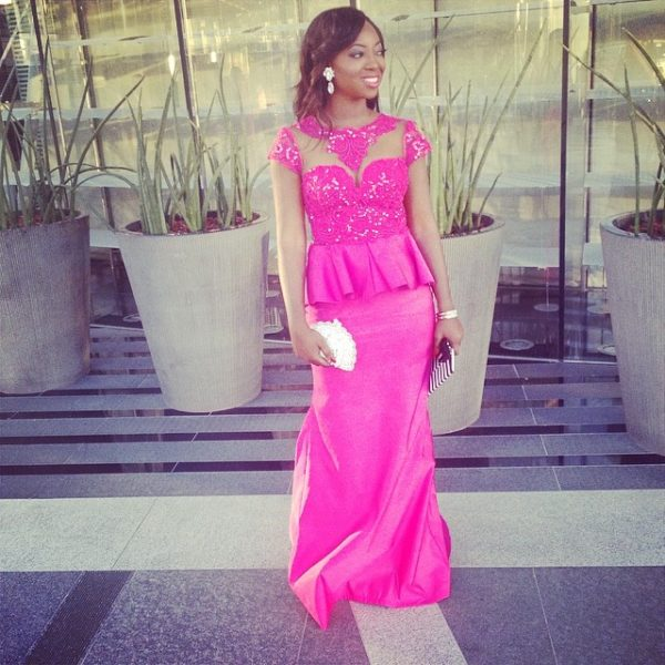 Kunbi Oyelese - Designer, April by Kunbi