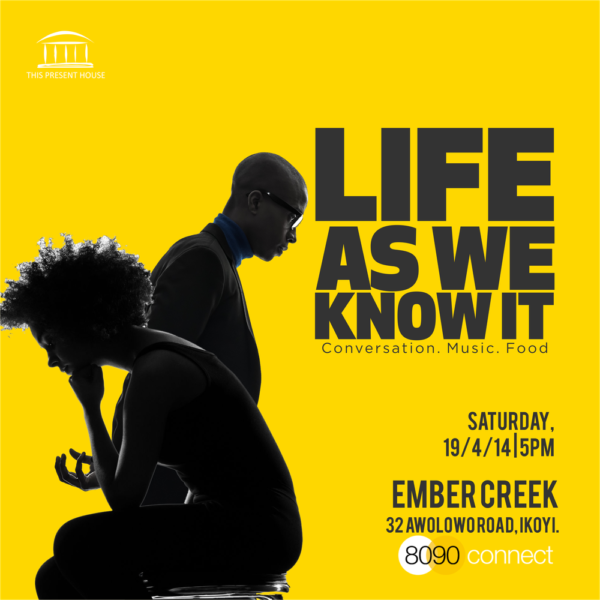 LIFE AS WE KNOW IT 1(DP)
