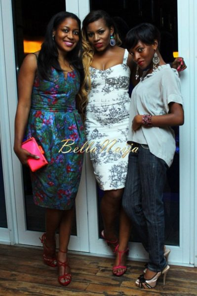 Honey Ogundeyi, Liz & Deola Obagun