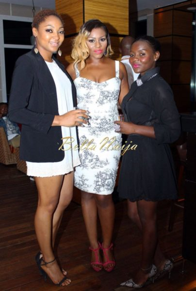 Priscilla S. Best, Liz & Rekana Sharon Ojong
