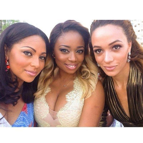 Lola Omotayo-Okoye, Tracy, Eku Edewor
