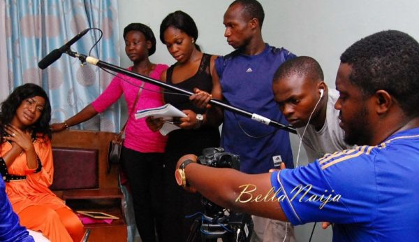 Love of a Daughter Behind the Scenes Photos - April 2014 - BellaNaija - 032