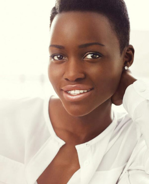Lupita for Lancome - April 2014 - BN Movies & TV - BellaNiaja