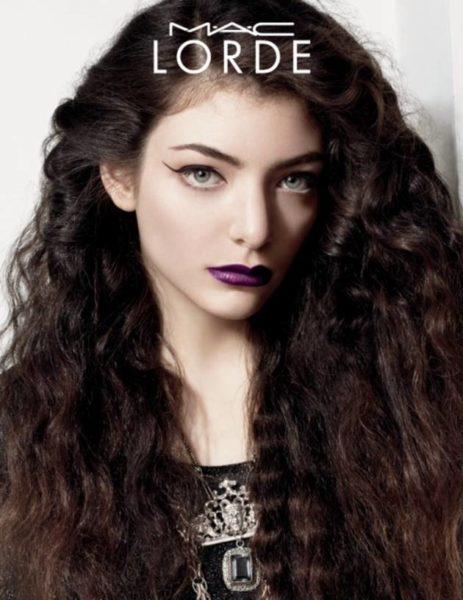 MAC Lorde Campaign - BellaNaija - April 2014