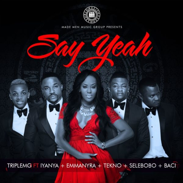 Made Men Music Group presents Say Yeah - BN Music - April 2014 - BellaNaija 01