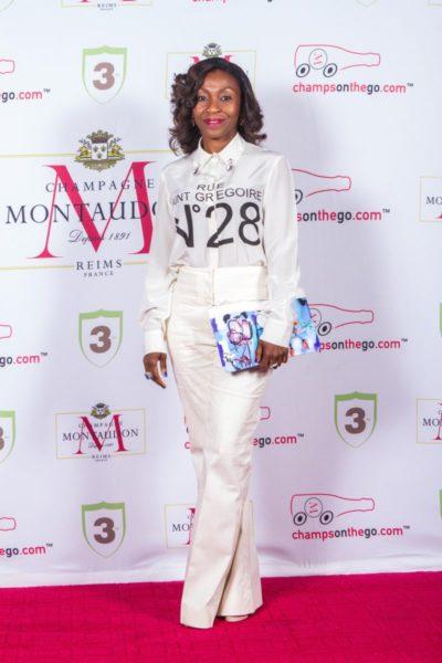 Montaudon Champagne Launch - BellaNaija - April2014004