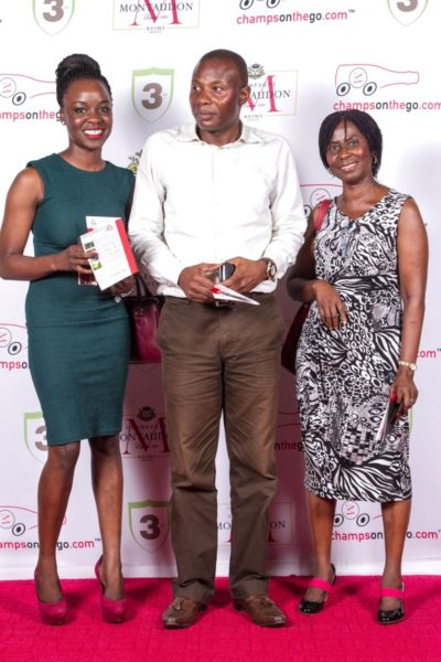 Ojuola Osunloye & Mr. Detrand & Mrs. Osunloye